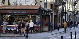 El Raval, el antiguo Barrio Chino de Barcelona