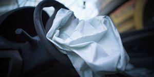 Takata air bag, airbag, recall