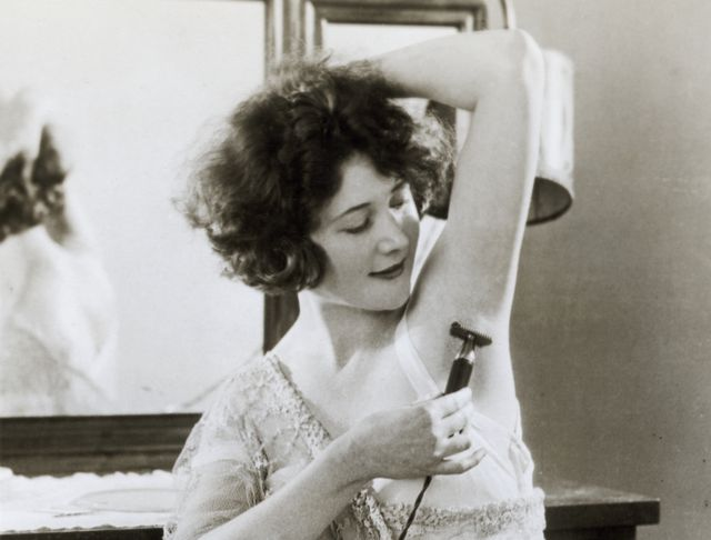 The History Of Shaving Plucking Waxing Tweezing How Hair Removal Became A Beauty Standard