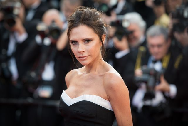 cannes, france   may 11  victoria beckham attends the screening of cafe society at the opening gala of the annual 69th cannes film festival at palais des festivals on may 11, 2016 in cannes, france  photo by samir husseinwireimage