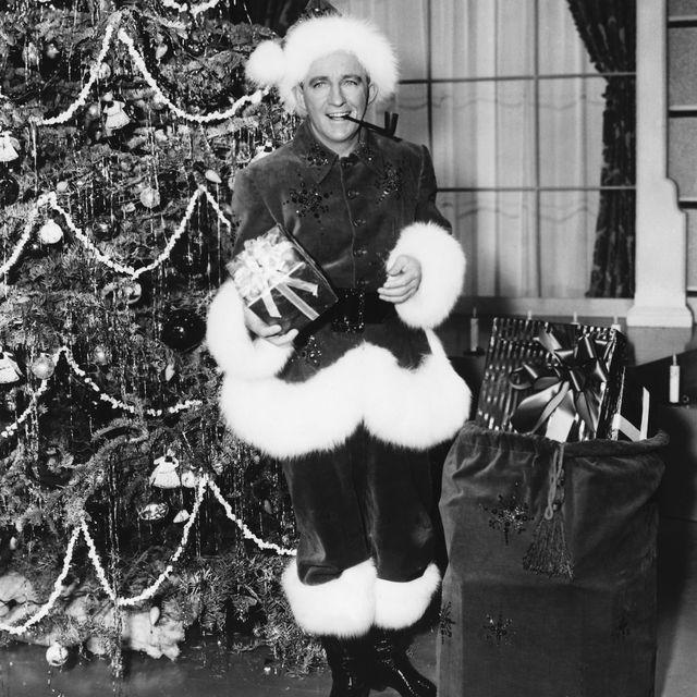 Bing Crosby in White Christmas