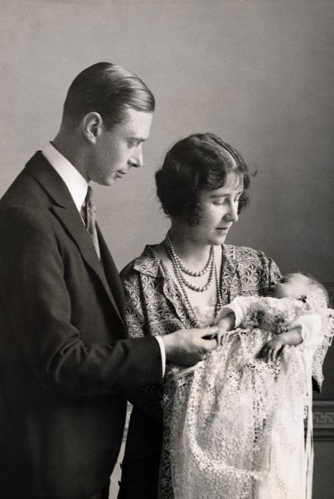 Duke and Duchess of York With Baby