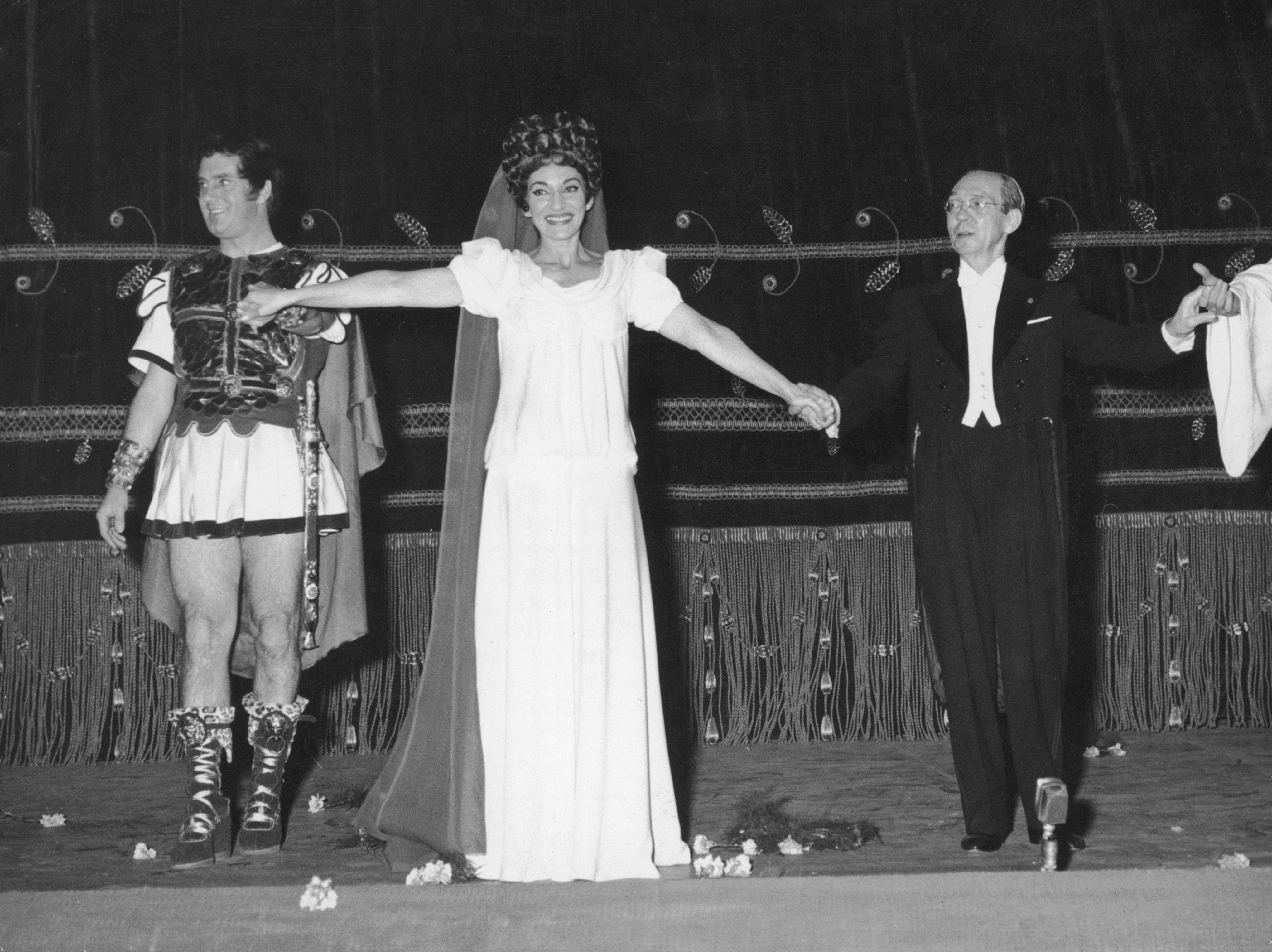 María Calla en La Scala