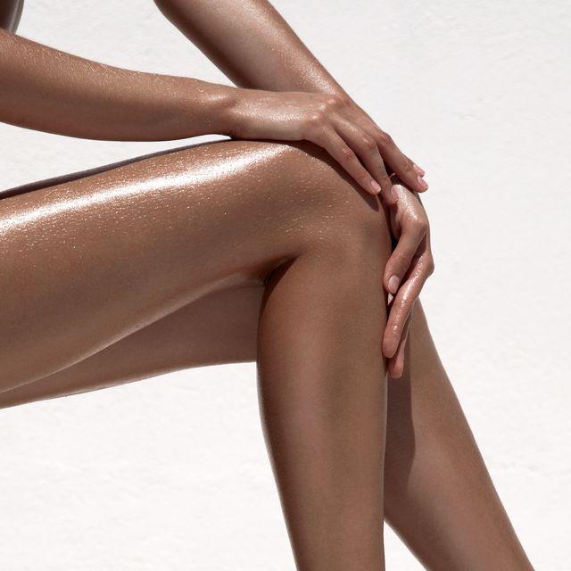 self tanner for legs