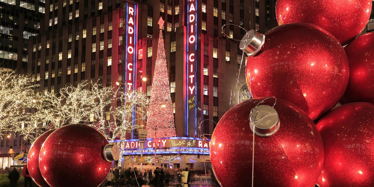 Things To Do In New York At Christmas Holidays In New York
