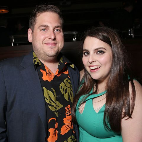 los angeles, ca   may 16  jonah hill and sister beanie feldstein attend the after party for the premiere of universal pictures neighbors 2 sorority rising  on may 16, 2016 in los angeles, california  photo by todd williamsongetty images