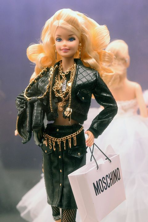 Designers Who Dressed Barbie