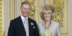 Prince Charles and Camilla's Wedding Day
