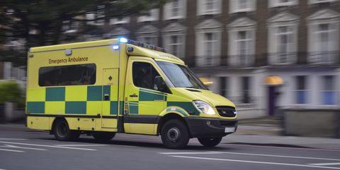ambulance, emergency, 999