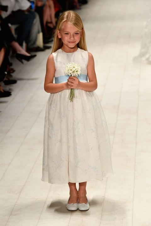 Child, Clothing, Fashion, Dress, Bridal party dress, Hairstyle, Formal wear, Child model, Gown, Ceremony,