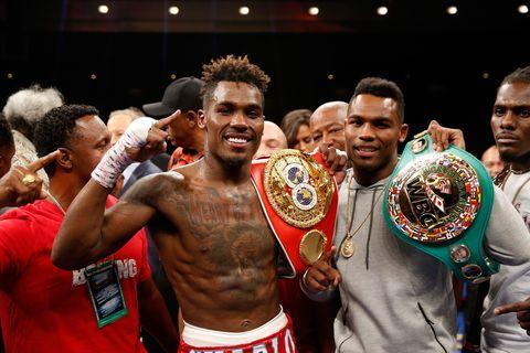 Jermall Charlo, Jermell Charlo, boxing, champions