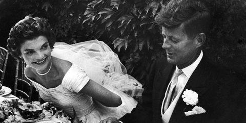 Jackie JFK Wedding