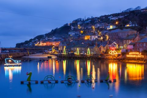 things to do in cornwall at christmas