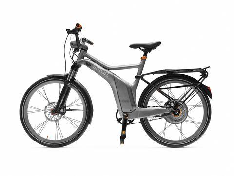 A Smart e-bike