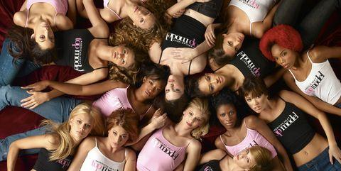 Team, Fun, Muscle, Crowd,