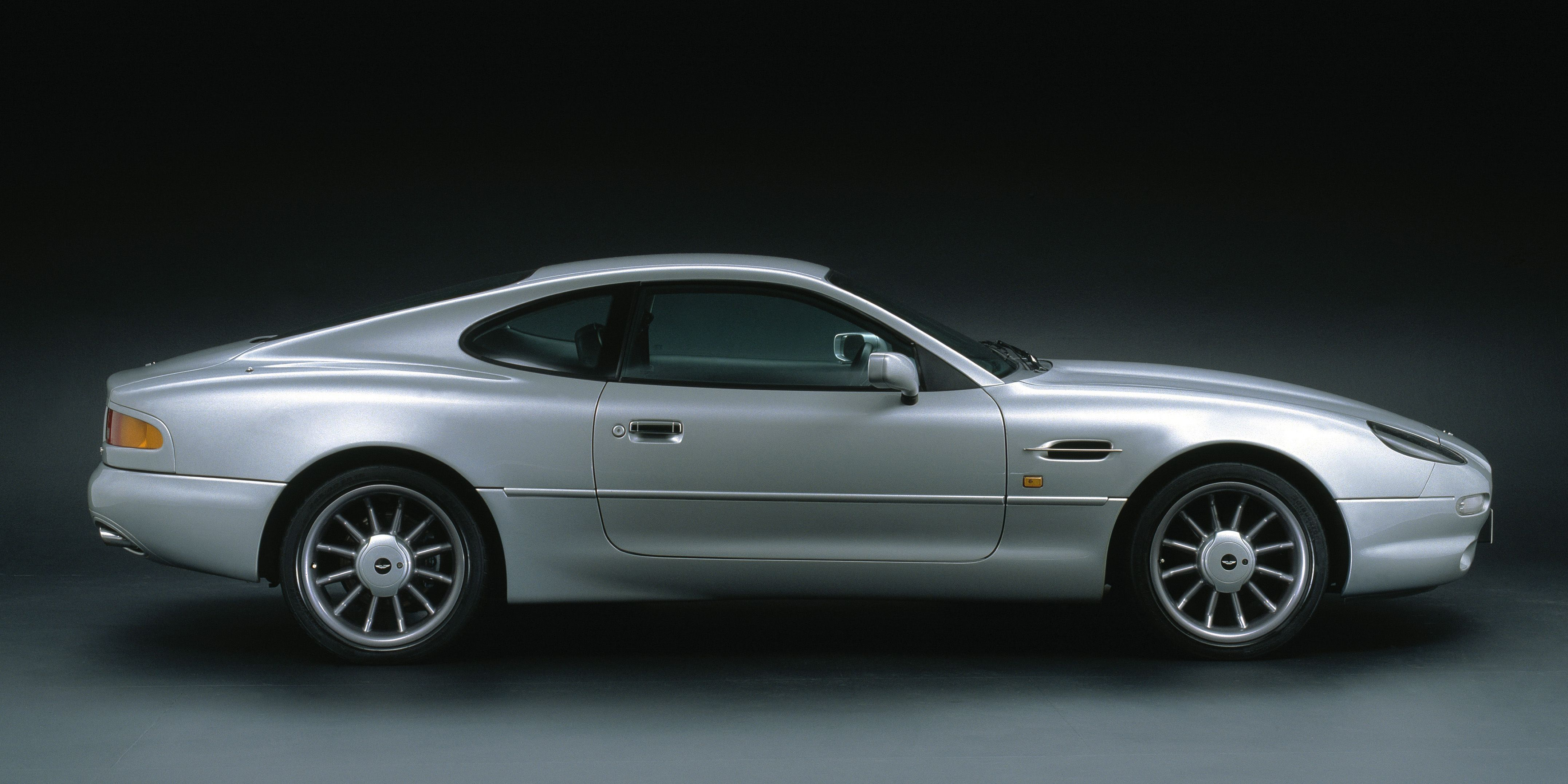 The Aston Martin Db7 And First Gen Mazda Miata Share One Important Part