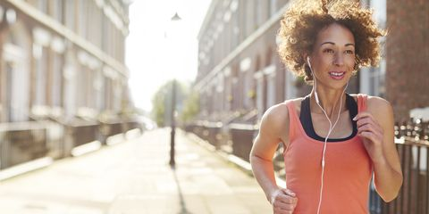 best workout based on time of day, women's health uk