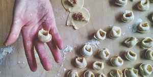 Ricetta dei tortellini