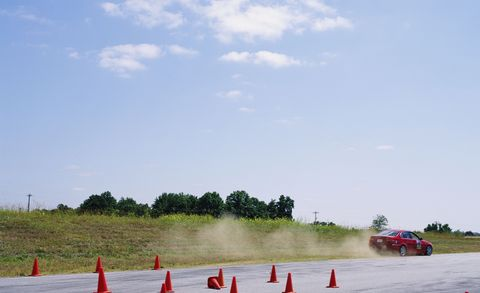Autocross, Vehicle, Racing, Auto racing, Motorsport, Sky, Car, Race track, Landscape, Road,