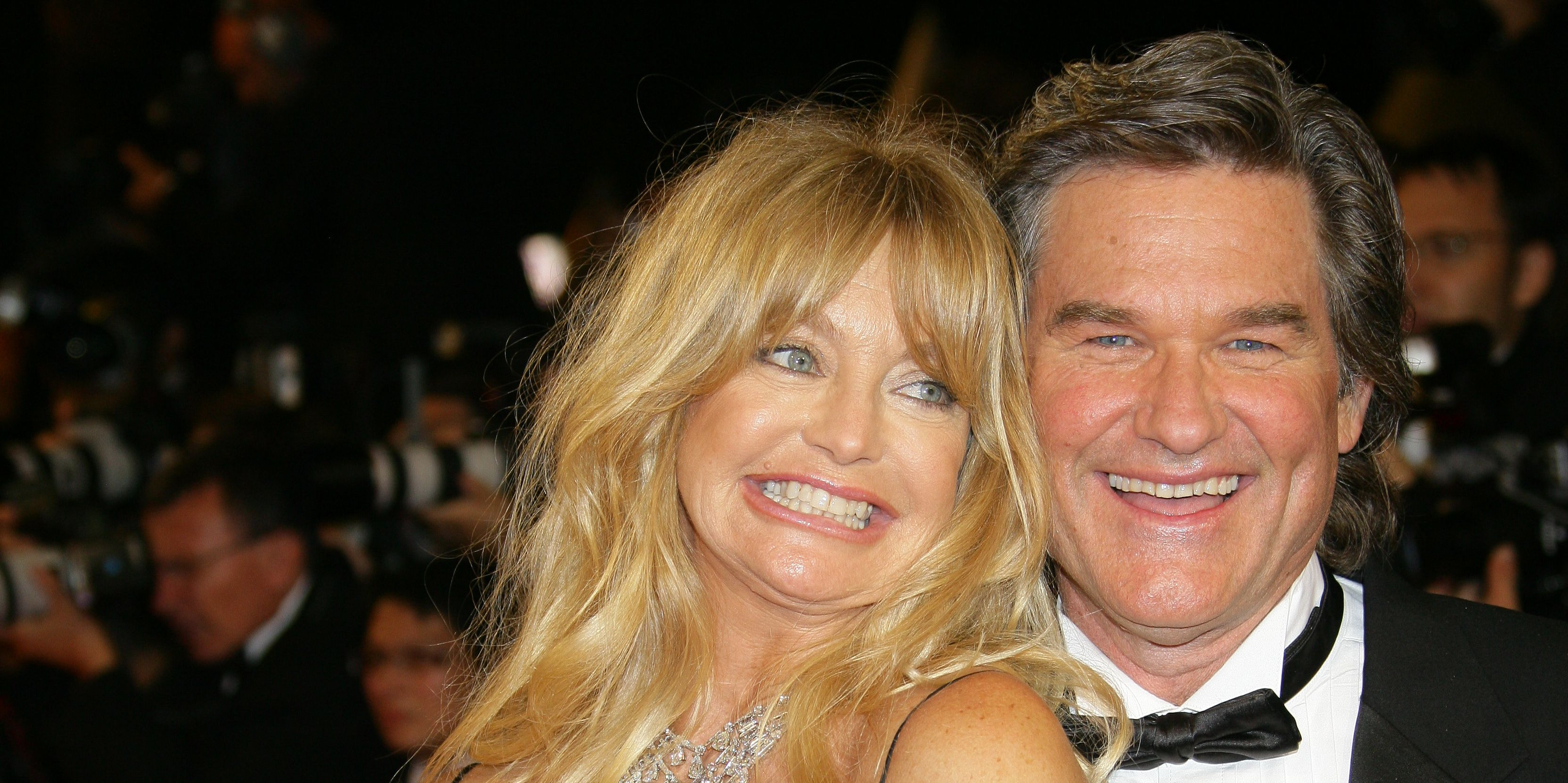 Goldie Hawn and Kurt Russell Share the Secret to Their 35-Year Romance