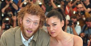 """Photo Call """"Irreversible""""-Cannes 2002"""