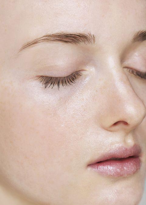 Face, Eyebrow, Eyelash, Cheek, Skin, Nose, Forehead, Eye, Close-up, Chin,
