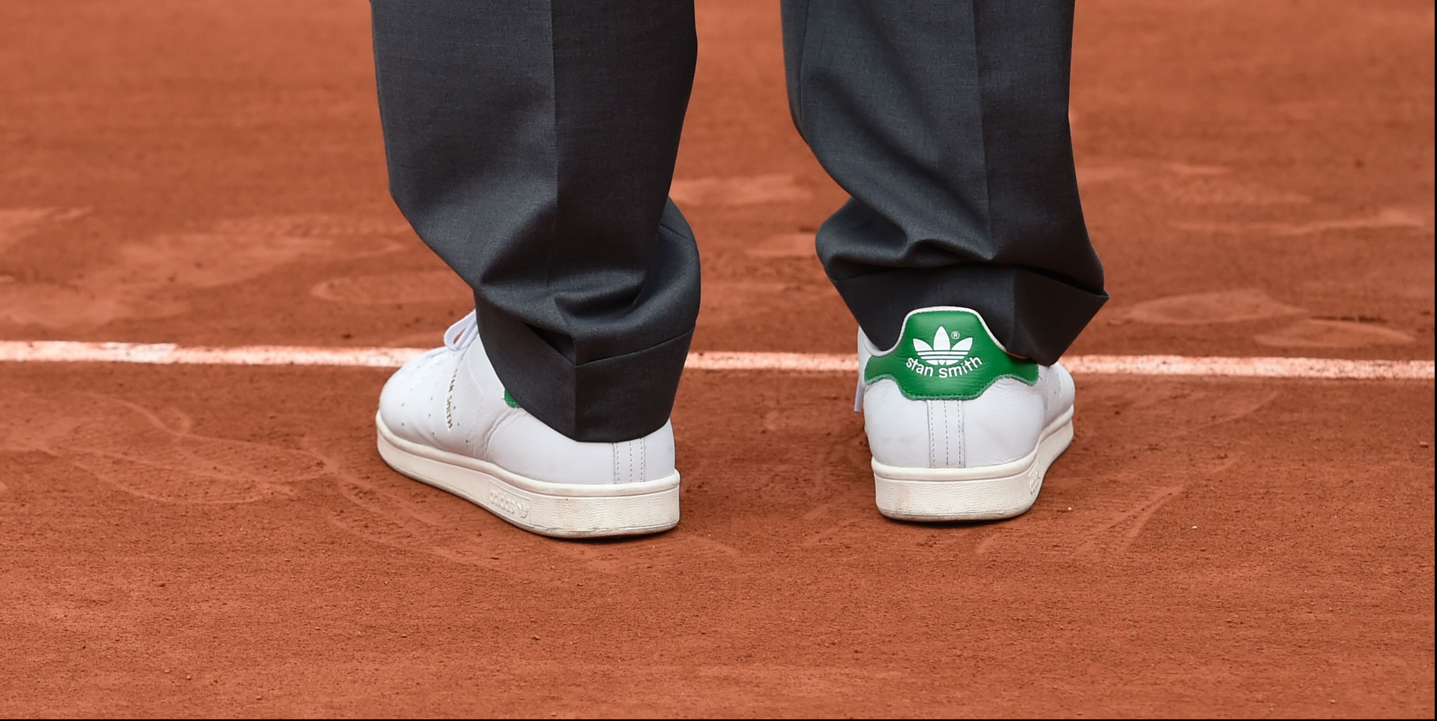 Court sneakers are great—whether you're wearing them to play or not.