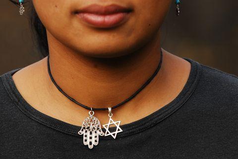 معاداة السامية المرأة اليهودية