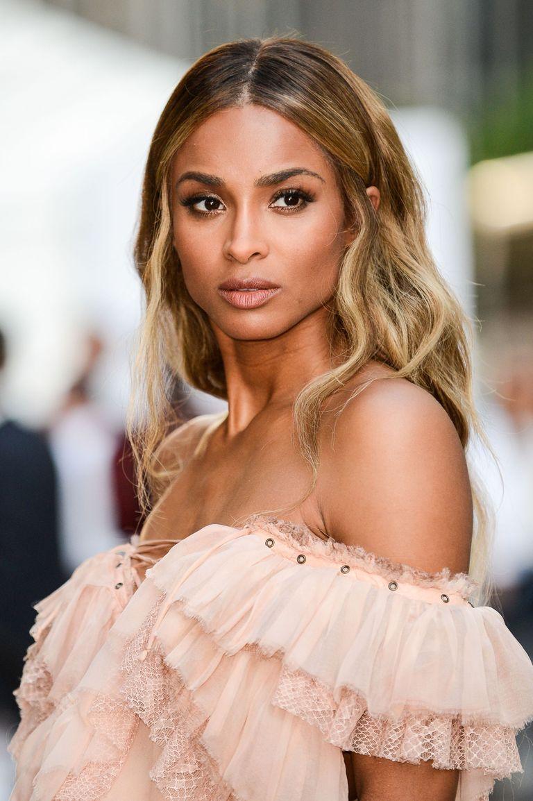 Caramel Brown Hair Colors Celebrities With Caramel Brown