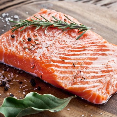 foods for better sleep: salmon
