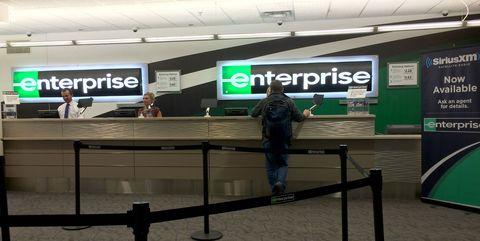 Enterprise Announces a Nearly All-Inclusive Subscription Service