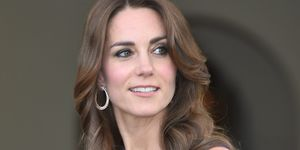The Duchess Of Cambridge Attends The 40th Anniversary Of SportsAid