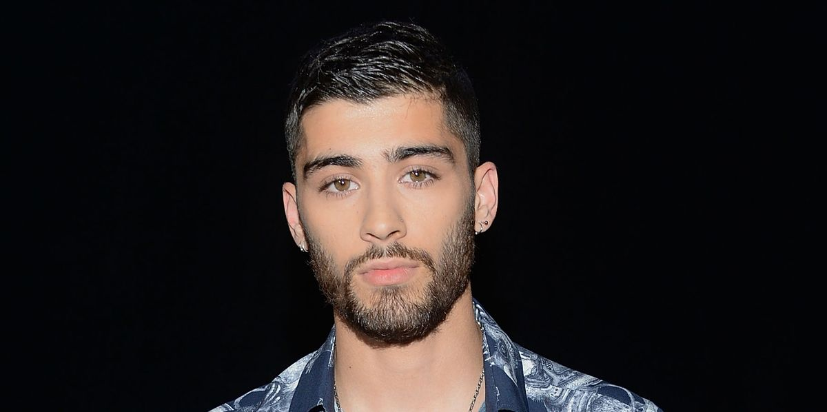 Zayn Shaved His Beard And His Fans Are Freaking Out