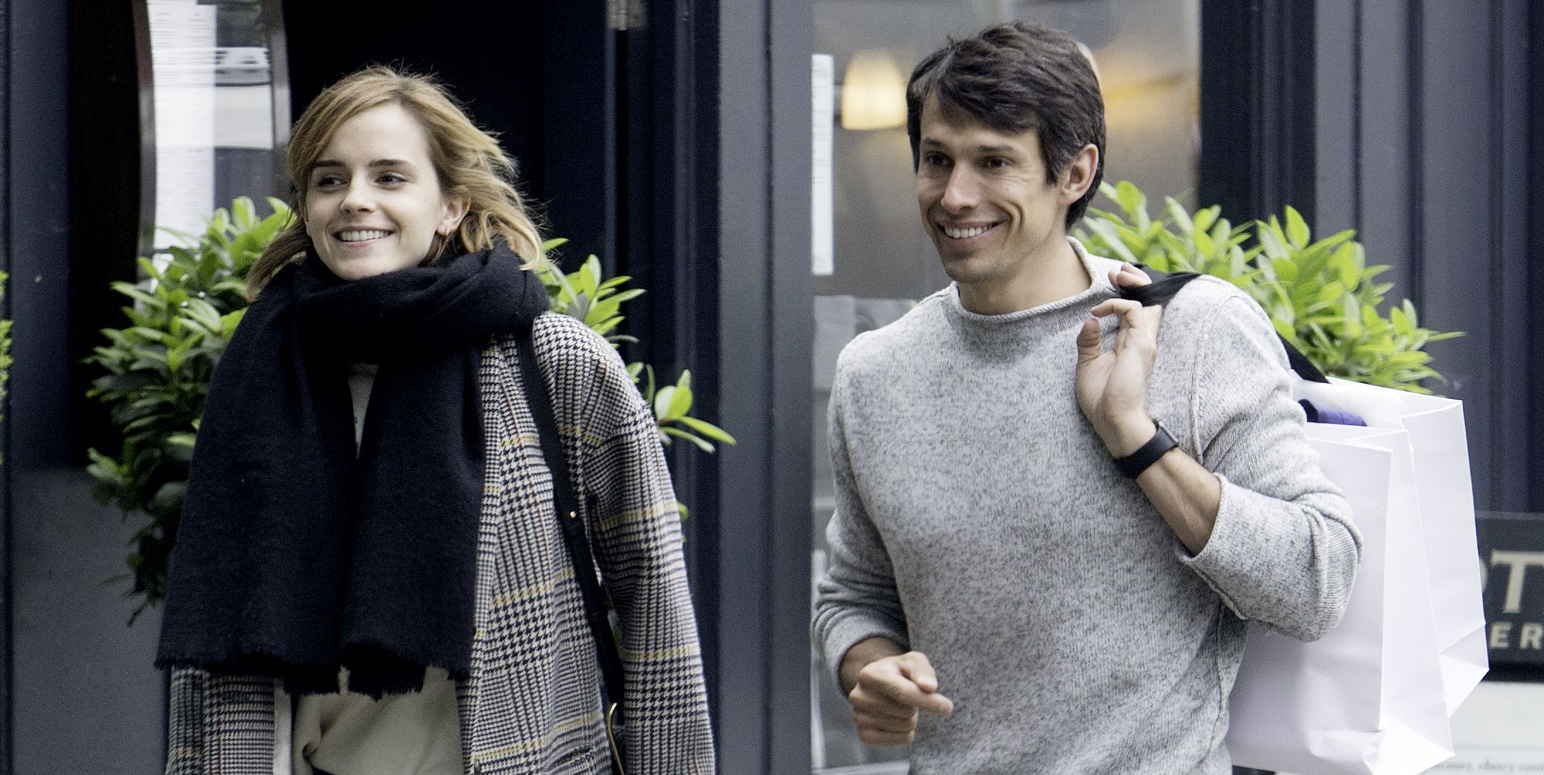 "Emma Watson and William ""Mack"" Knight"