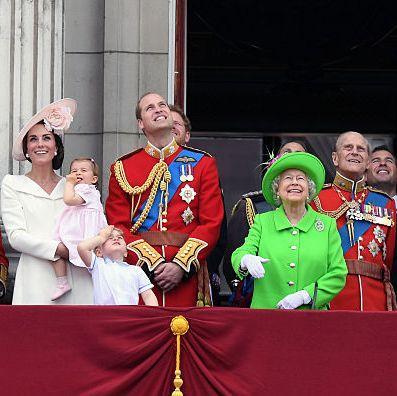 the royal balcony