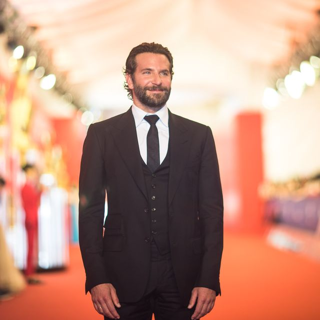 shanghai, china   june 11  actor bradley cooper walks the red carpet of the 19th shanghai international film festival at shanghai grand theatre on june 11, 2016 in shanghai, china  photo by visual chinagetty images