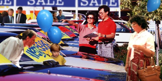australia out generic caryard sale, 9 july 1996 smh photo illustration by quentin jones note this image has been digitally manipulated photo by fairfax media via getty imagesfairfax media via getty images via getty images