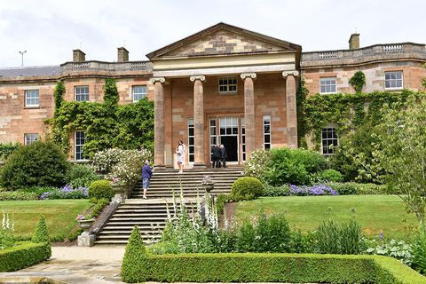 Building, Estate, Property, House, Mansion, Home, Architecture, Stately home, Historic house, Villa,