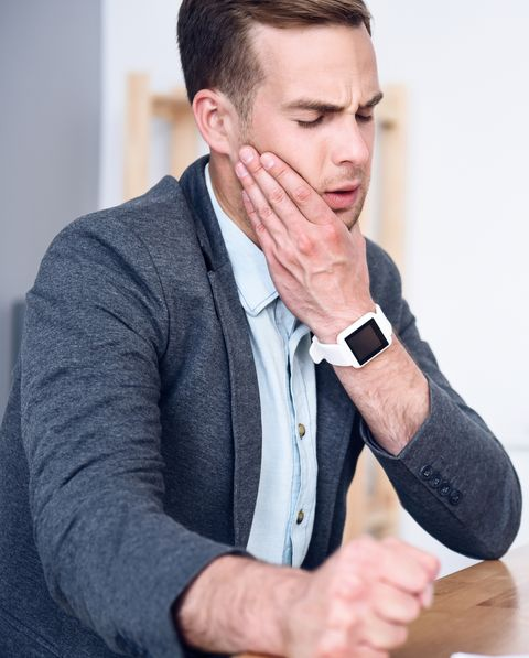 Causes for Tooth Pain