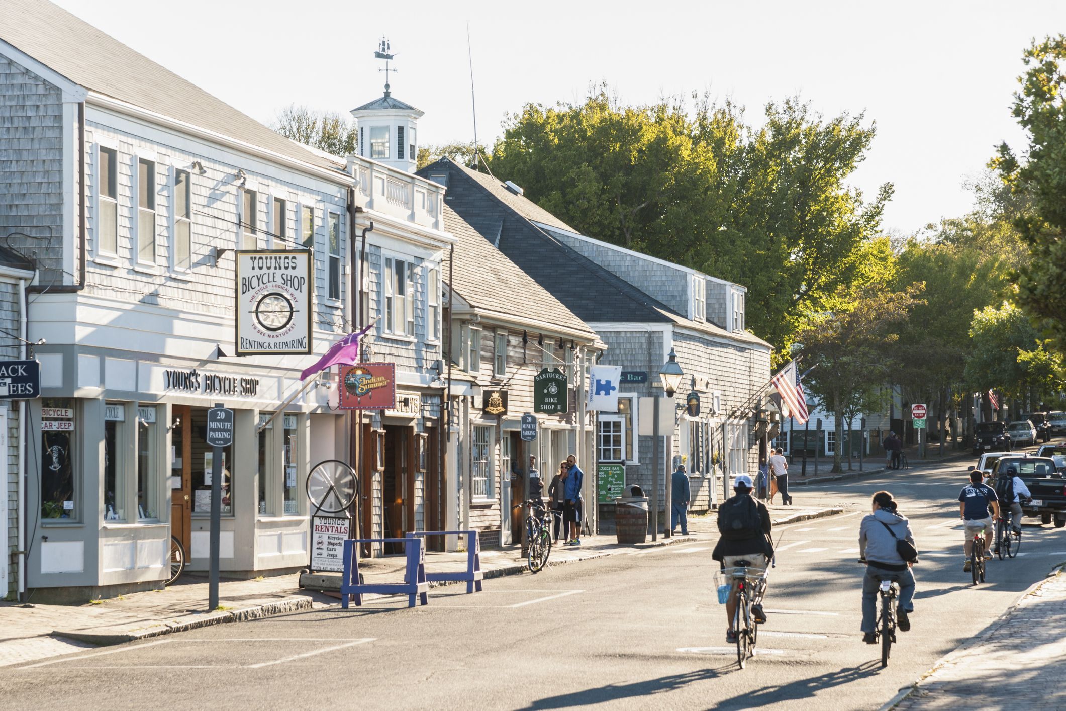 nantucket village