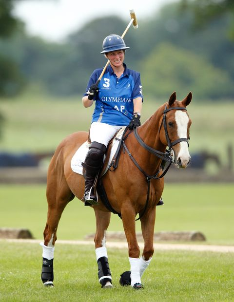 Royal Women Should Play Polo With Her Husbands Watching From The Sidelines,  Says Top Female Player