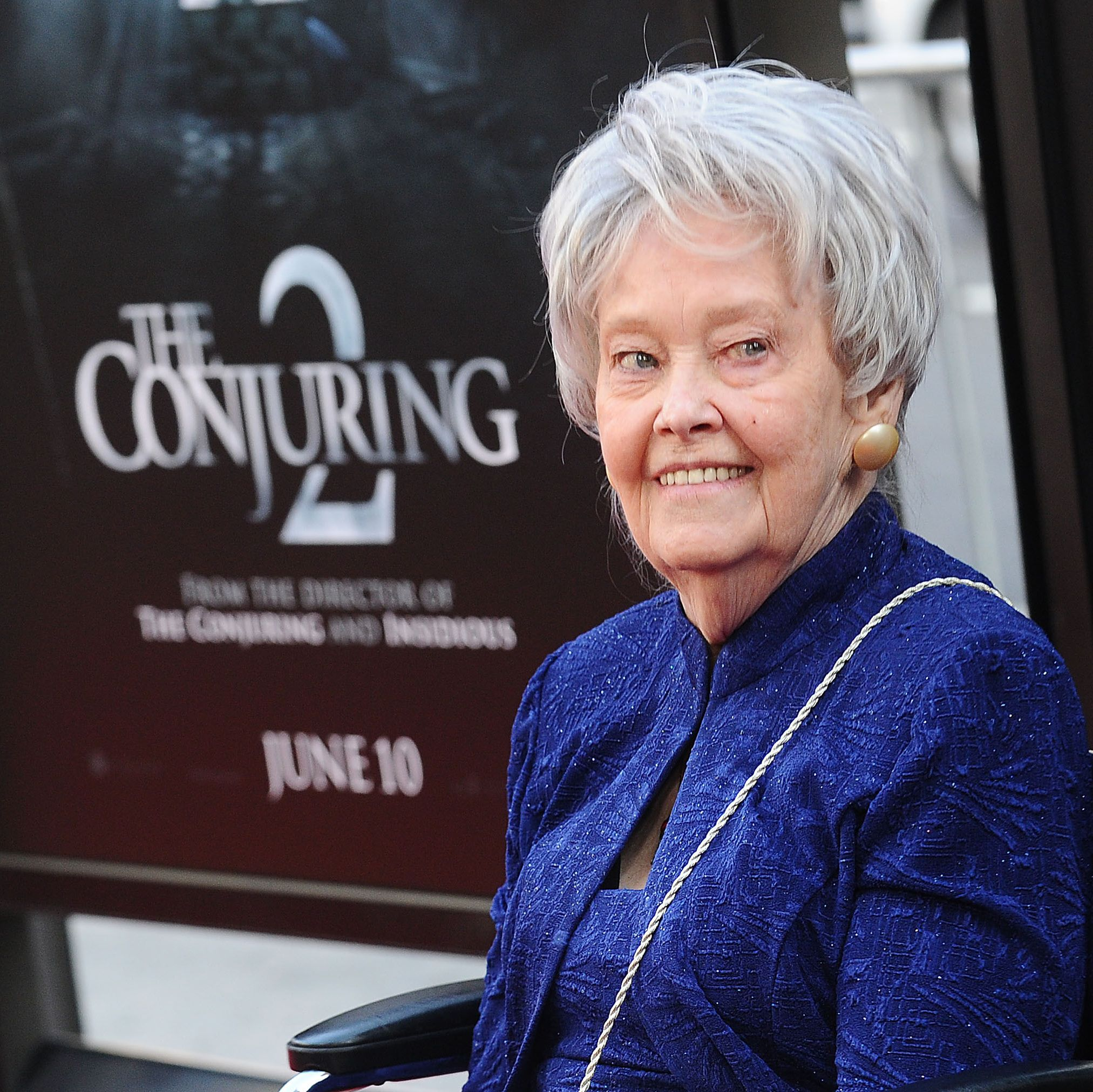 Real life Lorraine Warren from The Conjuring movies dies