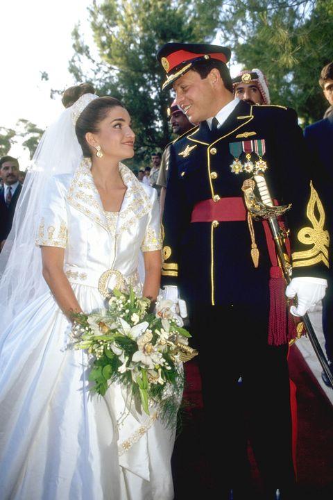 ヨルダン王室ラーニア王妃とは?