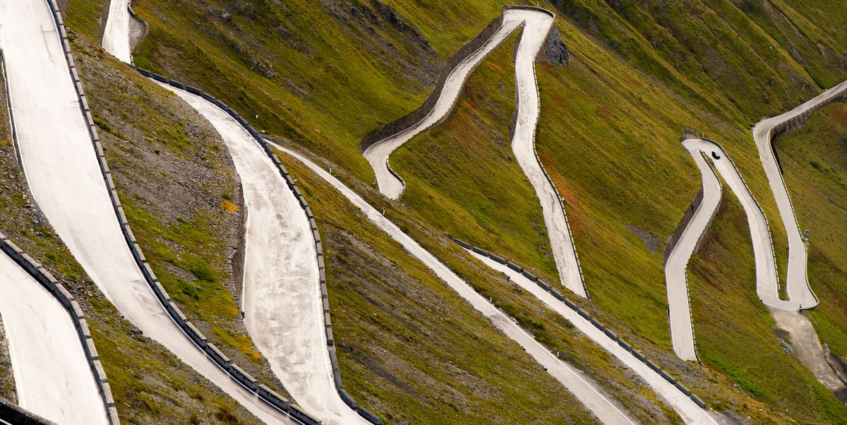 The 30 Hardest Hill Climbs in the World