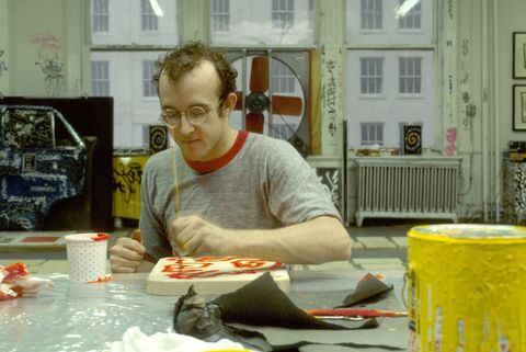 USA - Artists - Keith Haring