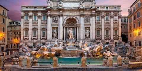 Rome Fountains - Travel News