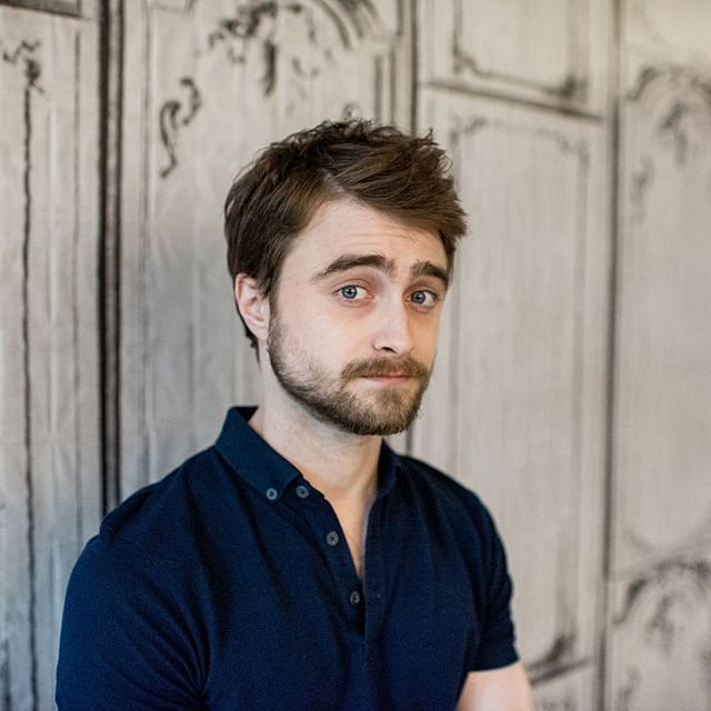 new york, ny   june 27  actor daniel radcliffe discusses his new film swiss army man with aol build at aol studios in new york on june 27, 2016 in new york city  photo by roy rochlinfilmmagic