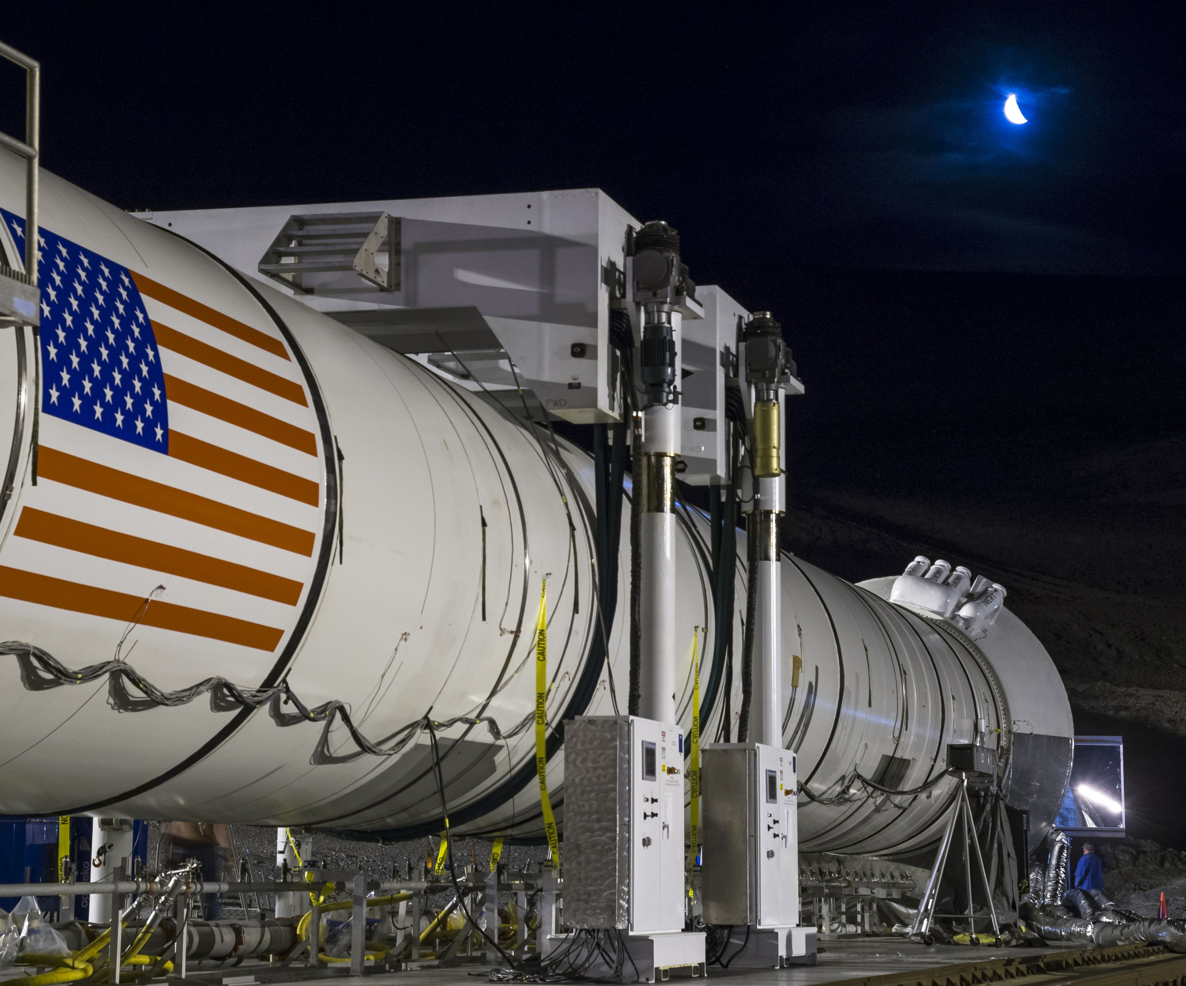 Solid Rocket City: The Utah Space Center Fighting for Its Life
