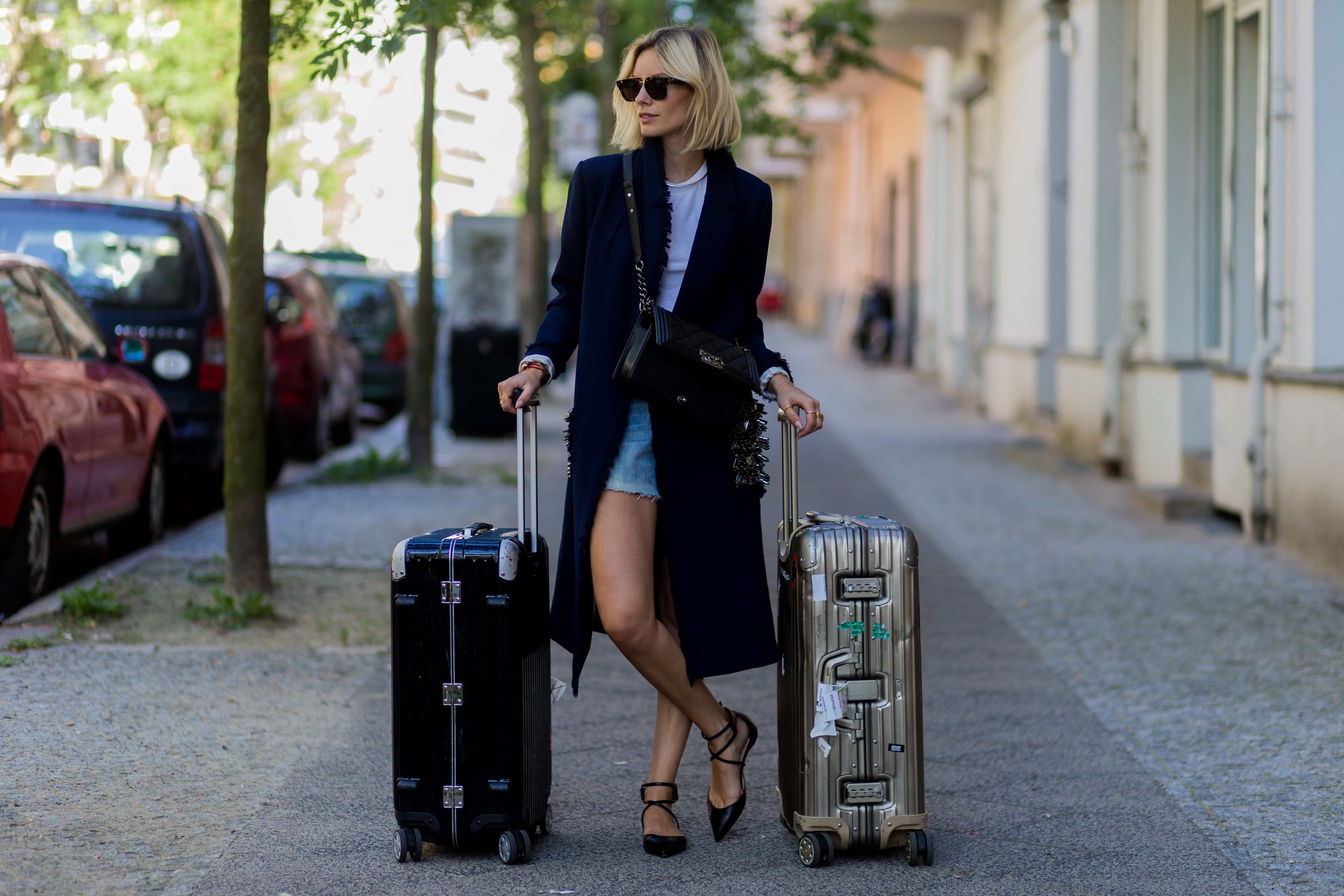 How to Nail Thanksgiving Travel Style