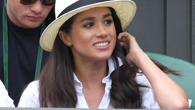 london, england   june 28  meghan markle attends day two of the wimbledon tennis championships at wimbledon on june 28, 2016 in london, england  photo by karwai tangwireimage